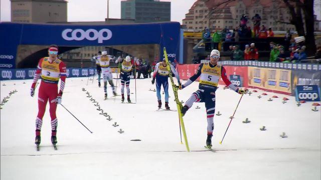 Dresde (GER), sprint messieurs: Jovian Hediger (SUI) ne passe pas les ¼ [RTS]