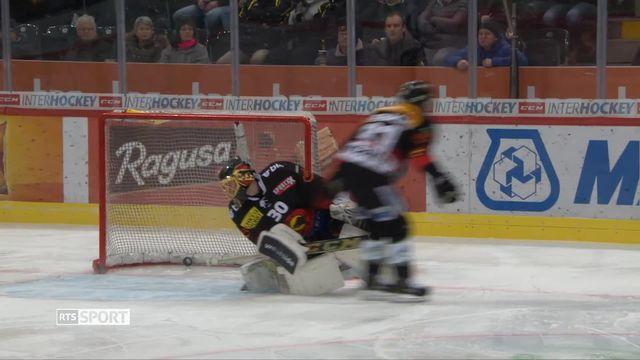 Hockey: 35e journée Berne - Zoug [RTS]