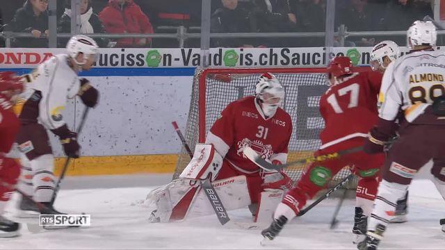 Hockey: 35e journée, Genève - Lausanne [RTS]