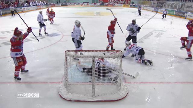 Hockey: 35e journée, Lugano - Rapperswil [RTS]