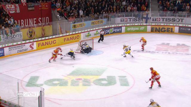 Hockey: 35e journée, Bienne - Ambri [RTS]