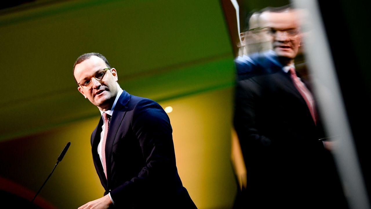 Jens Spahn, le ministre allemand de la santé. [Filip Singer - Keystone]