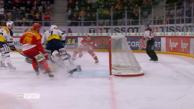 Hockey sur glace: les petits détails qui font la différence [RTS]