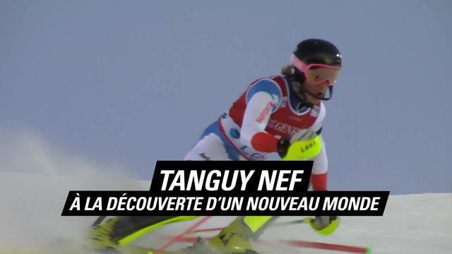 Le Mag: Tanguy Nef, à la découverte d'un nouveau monde [RTS]