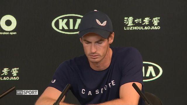 Tennis, Open d'Australie: Rafael Nadal et Andy Murray [RTS]