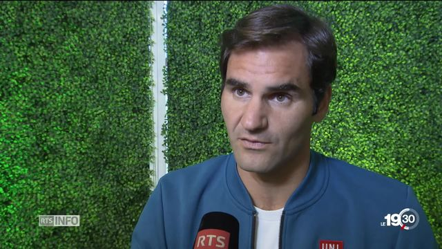Tennis: les Suisses font partie des favoris de l'Open d'Australie. [RTS]