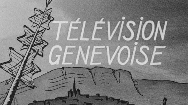 Actualités de la Télévision genevoise [RTS]