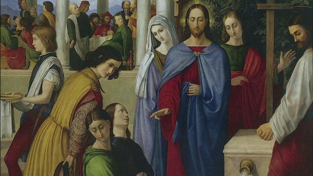 Jésus, l'homme qui préférait les femmes avec Christine Pedotti, grande invitée de Noël [RTS]