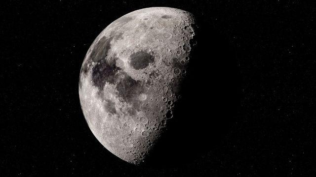 La Lune. [Sciepro - AFP]