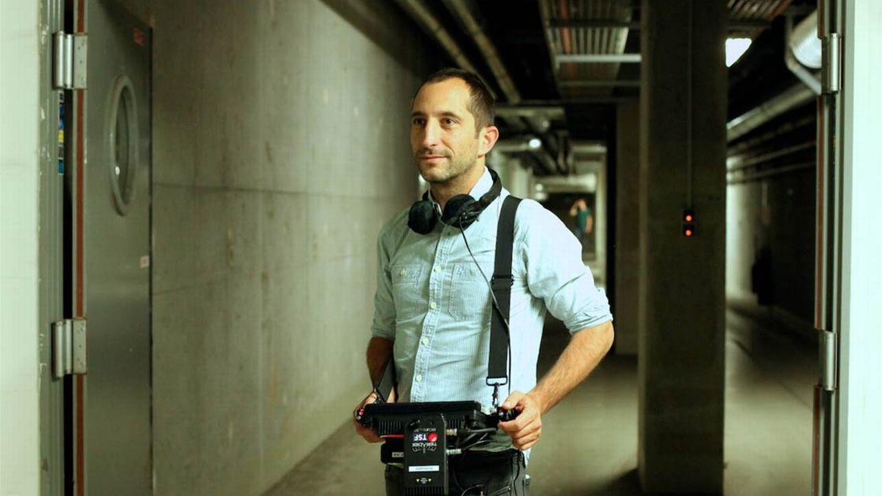 Le réalisateur David Roux.  [DR]