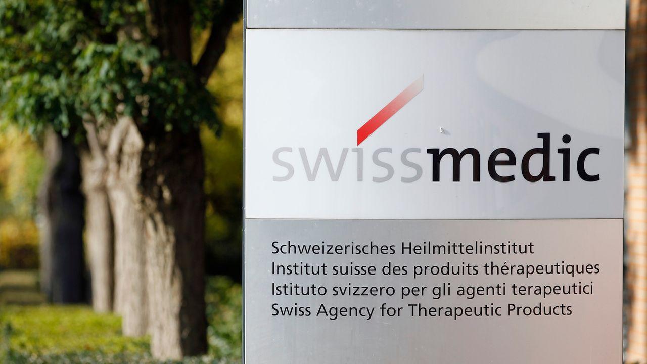 Le Tribunal fédéral a rejeté le recours de Swissmedic dans le dossier Alkopharma [PETER KLAUNZER - Keystone]