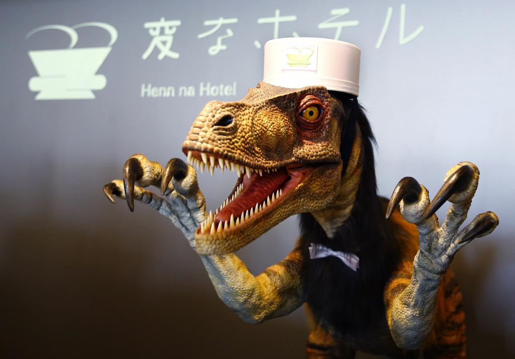 Un hôtel japonais remplace ses robots par des collaborateurs humains