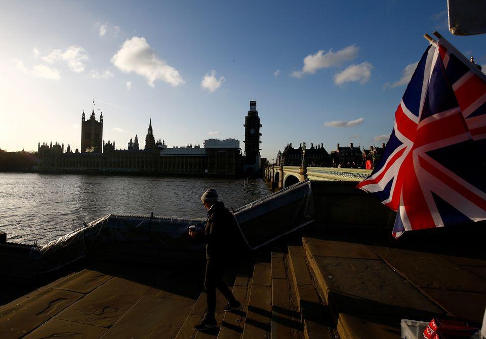 """Le Parlement britannique se prononcer le 29 janvier sur le """"plan B"""" du Brexit. [Henry Nicholls - Reuters]"""
