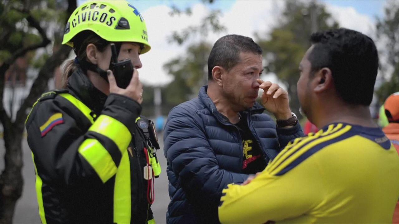 Attentat meurtrier en Colombie [RTS]