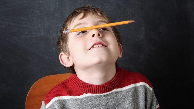 Le trouble du déficit dʹattention touche 6 à 7% des enfants. [soupstock - Fotolia]