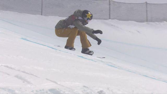 Laax (SUI), snowboard slopestyle dames: Silje Norendal (NOR) remporte le concours [RTS]