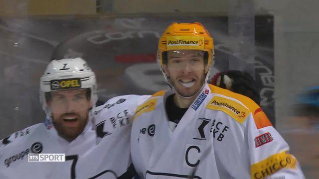 Hockey, National League, 36e journée: Lugano - Fribourg  (3-2) [RTS]