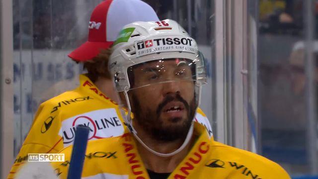 Hockey, National League, 36e journée: Zoug - Bienne  (4-1) [RTS]