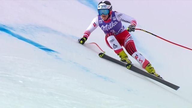 Cortina d'Ampezzo (ITA), descente dames: Ramona Siebenhofer (AUT) fait le doublé à Cortina d'Ampezzo! [RTS]