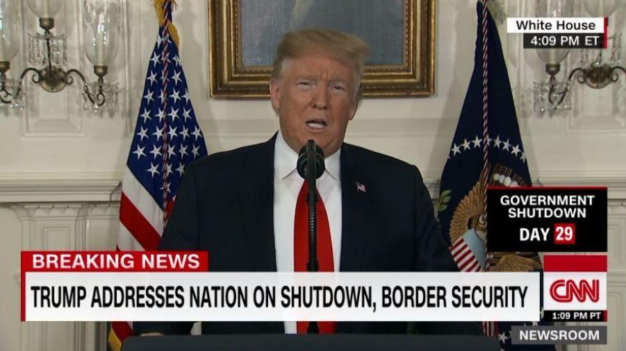 Donald Trump propose un compromis: le mur contre les #034;dreamers#034;