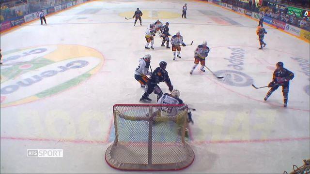 Hockey, National League: Résumé Fribourg - Zoug (0-3) [RTS]