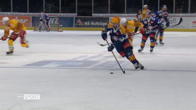 Hockey, National League: Résumé Zurich - Langnau (4-1) [RTS]