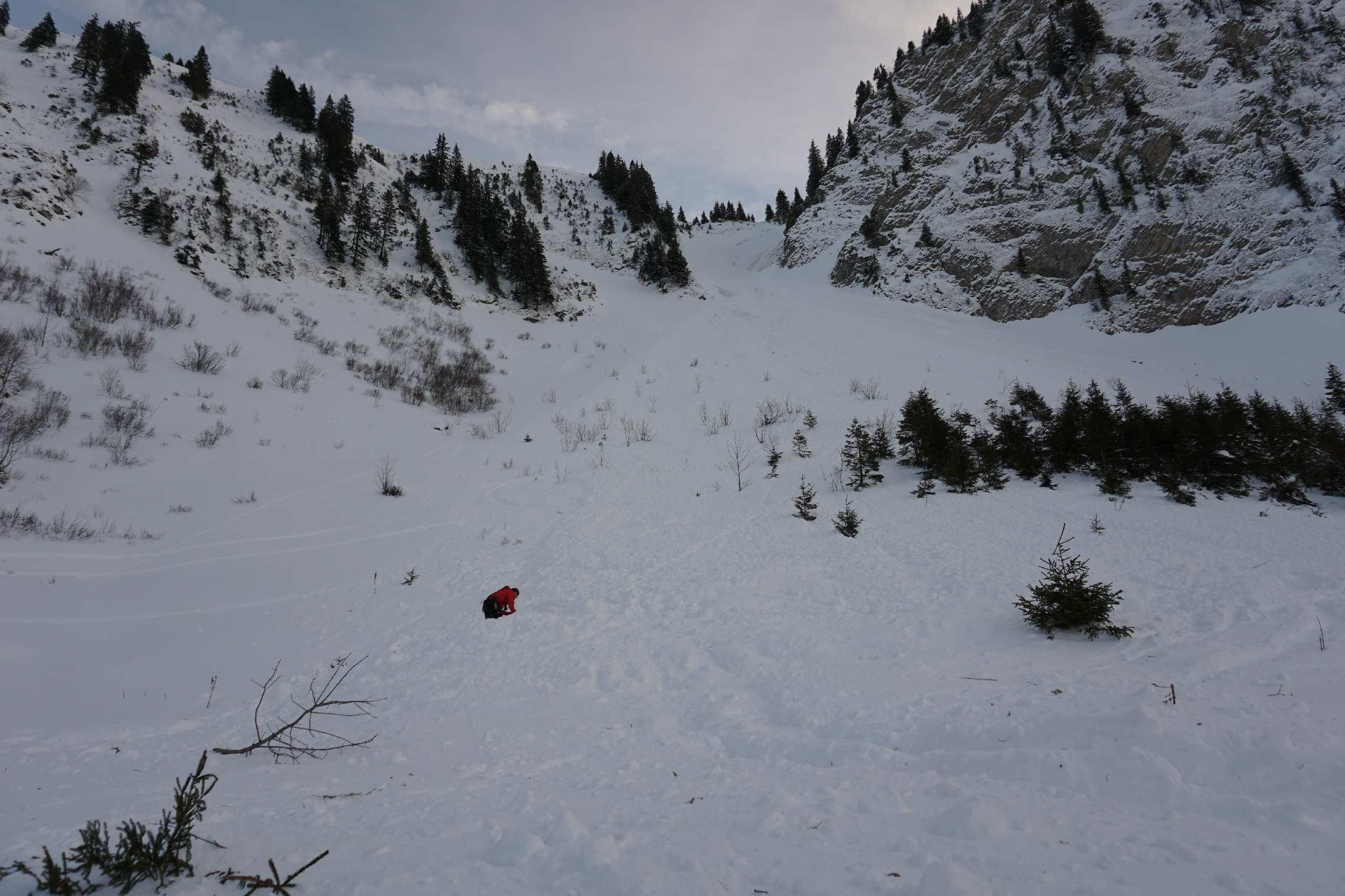 Deux morts dans des avalanches à Charmey (FR) et Château d#039;Oex (VD)