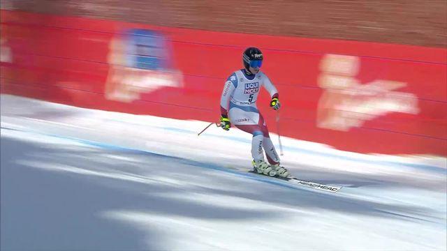 Cortina d'Ampezzo (ITA), Super G dames: Lara Gut-Behrami (SUI) [RTS]