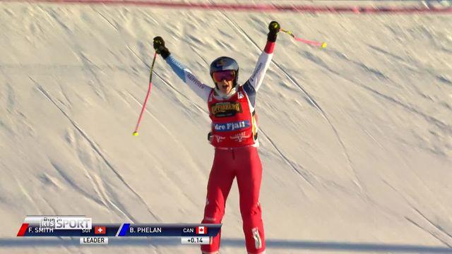 Ski freestyle: les Suisses sont en pleine confiance [RTS]