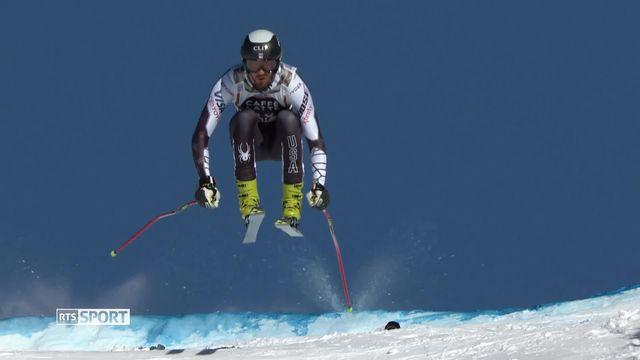 Ski alpin: le Lauberhorn, un mythe à décrocher pour les skieurs [RTS]