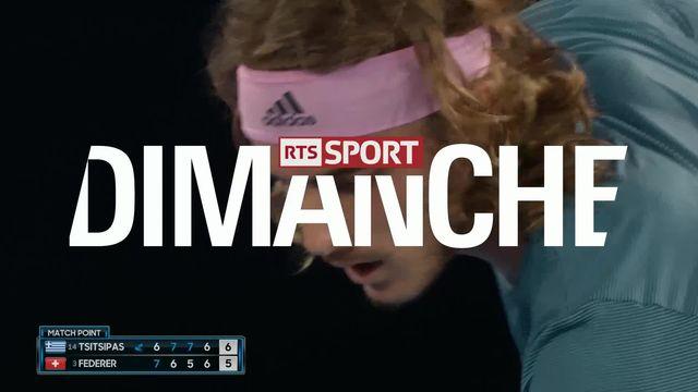 Sport Dimanche - 20.01.2019 [RTS]