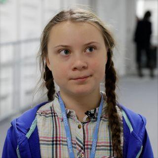 Greta Thurnberg, Suédoise de 16 ans et militante pour le climat. [Kacper Pempel - Reuters]