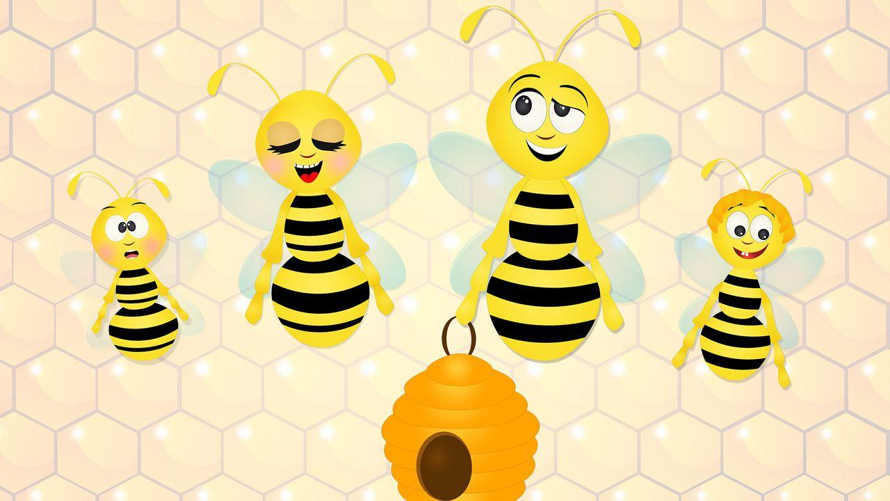 """Le modèle """"papa-maman"""" n'est pas le seul possible dans la reproduction des abeilles. adrenalinapura Fotolia [adrenalinapura - Fotolia]"""