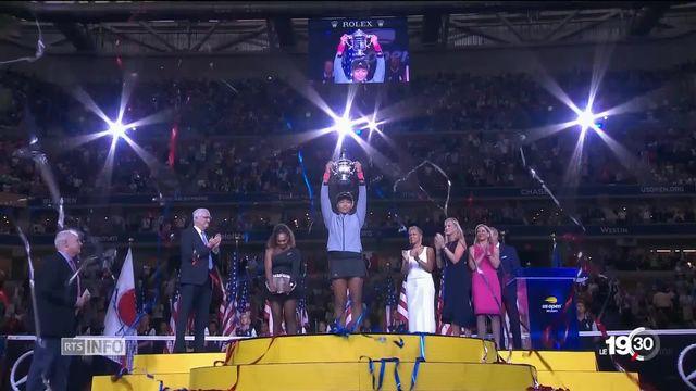 En tennis féminin, Serena Williams reste favorite et la relève s'annonce difficile [RTS]