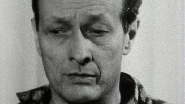 Jean Louis Barrault en 1963 [RTS]