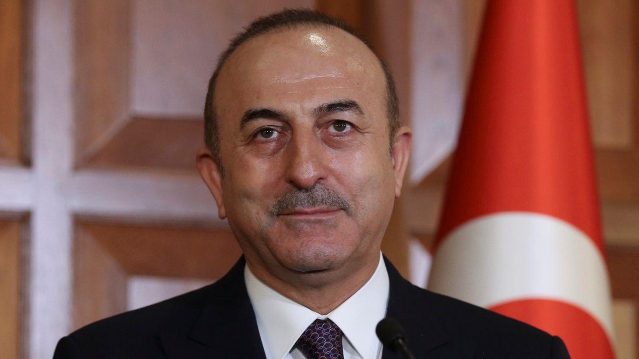 AP [Turkish Foreign Ministry  - Keystone]