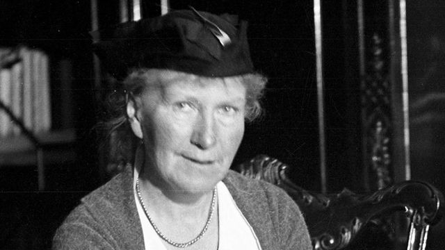 Emilie Gourd en 1935. Wikimedia DP [DP]
