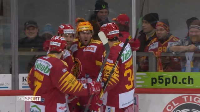 National League, 38e journée: Langnau - Rapperswil (5-3) [RTS]