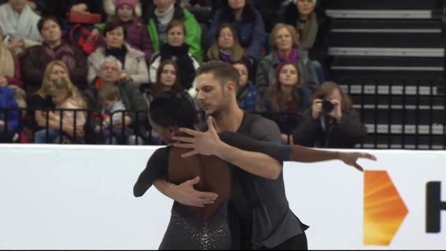 Championnats d'Europe à Minsk (Russie) :  le couple Vanessa James et Morgan Cipres (FRA) remporte l'or devant Evgenia Tarasova et Vladimir Morozov (RUS). Aleksandra Boikova et Dmitrii Kozlovskii (RUS) remporte la médaille de bronze [RTS]
