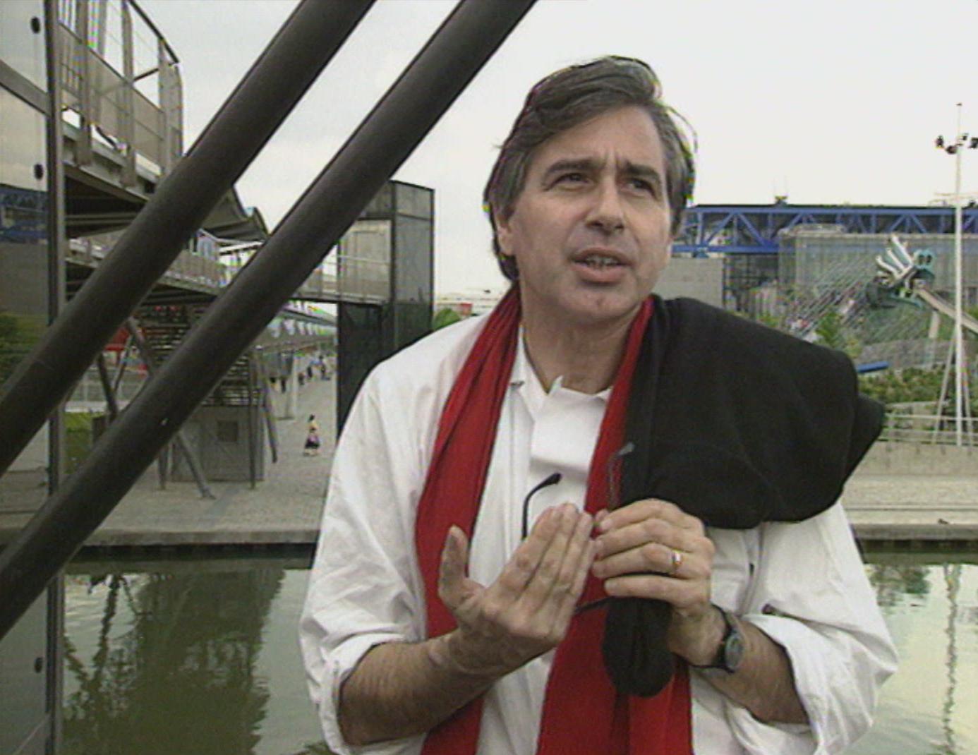 Tschumi, l'homme qui veut changer Lausanne