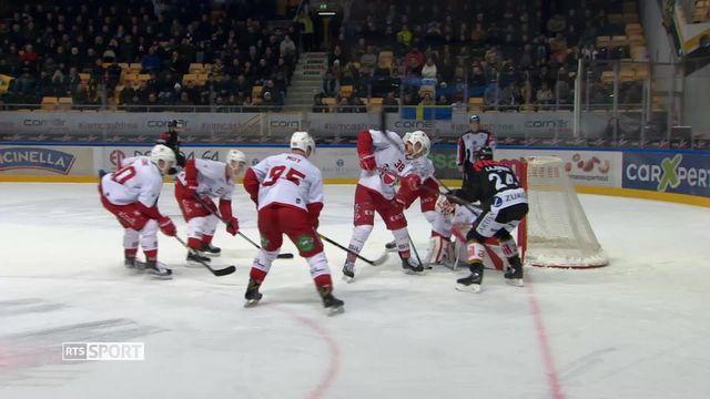 National League, 39e journée: Lugano - Lausanne (1-2) [RTS]
