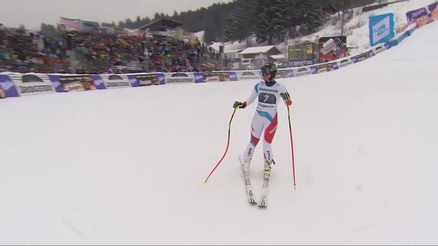 Garmisch (GER), super G dames: Lara Gut-Behrami (SUI) [RTS]