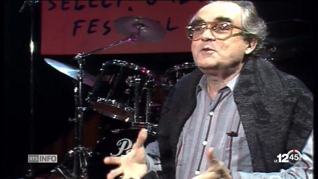 """Décès du compositeur français Michel Legrand à l'âge de 86 ans. Il avait composé les airs des """"Demoiselles de Rochefort"""" et """"Des Parapluies de Cherbourg"""". [RTS]"""