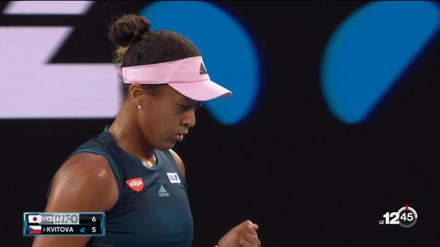 Open d'Australie: Naomi Osaka s'impose en finale et s'assure de devenir la prochaine numéro 1 mondiale. [RTS]
