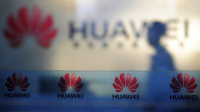 Huawei. [Huawei est une entreprise privée et elle est partenaire de Swisscom et Sunrise notamment. - AP Chinatopix/Keystone]