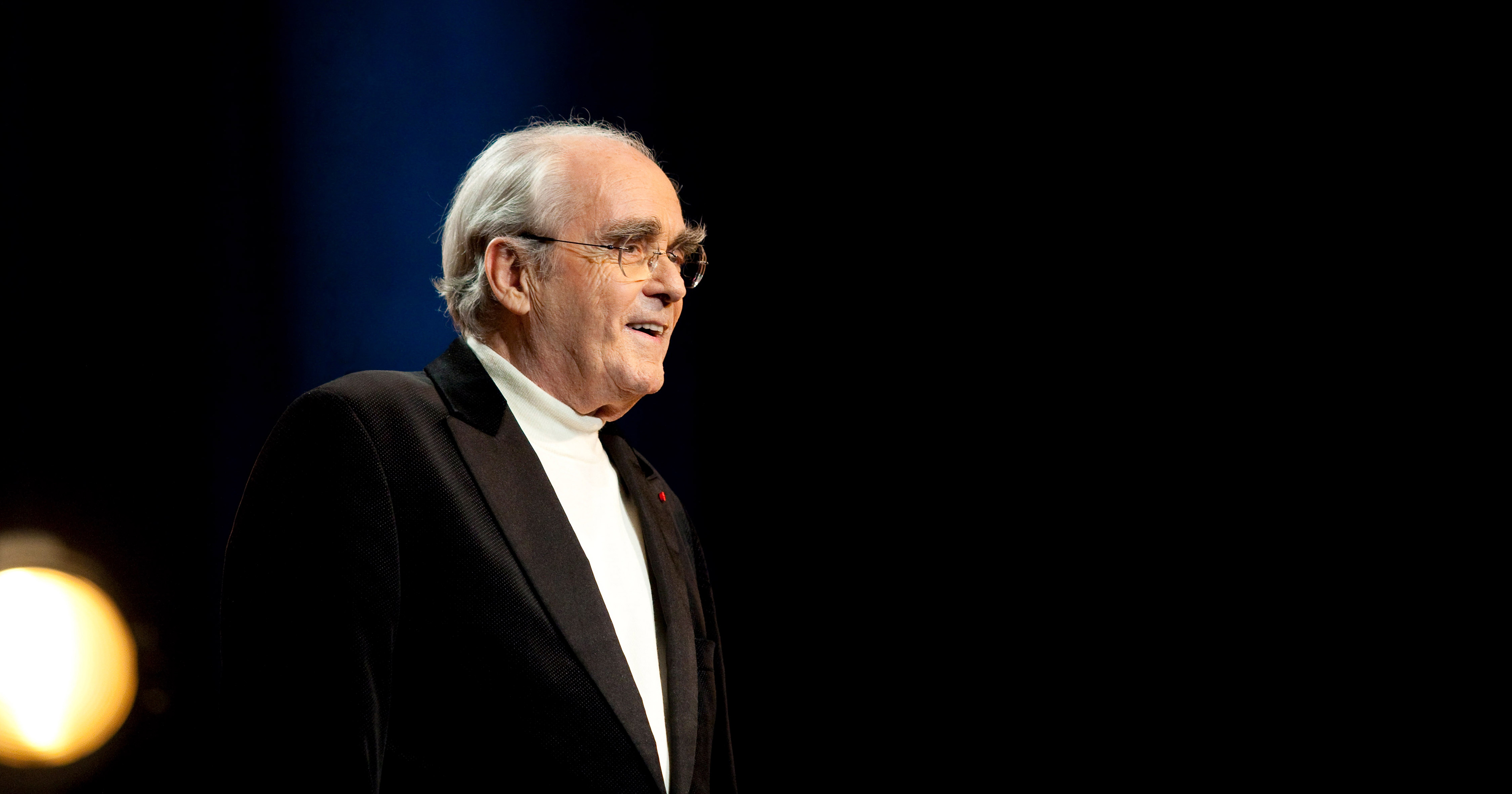 Michel Legrand, sans demi-mesure.