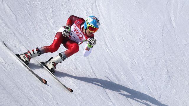 Théo Gmür a été la révélation des jeux paralympiques d'hiver à PyeongChang. [Karl-Josef Hildenbrand - AFP]