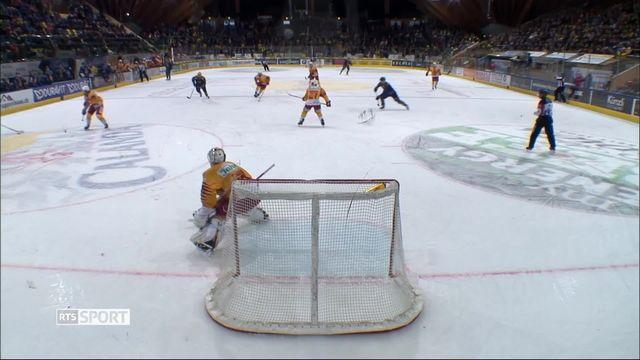 Hockey: Résumé du match Langnau - Davos (1-5) [RTS]