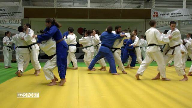 Le Mag, Le judo en Suisse [RTS]