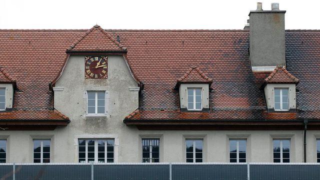 L'ancien foyer pour jeunes délinquants de Prêles. [Peter Klaunzer - Keystone]
